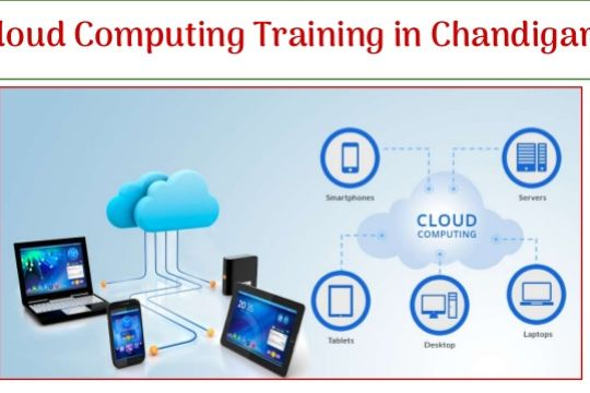 Cloud Computing Training in Chandigarh