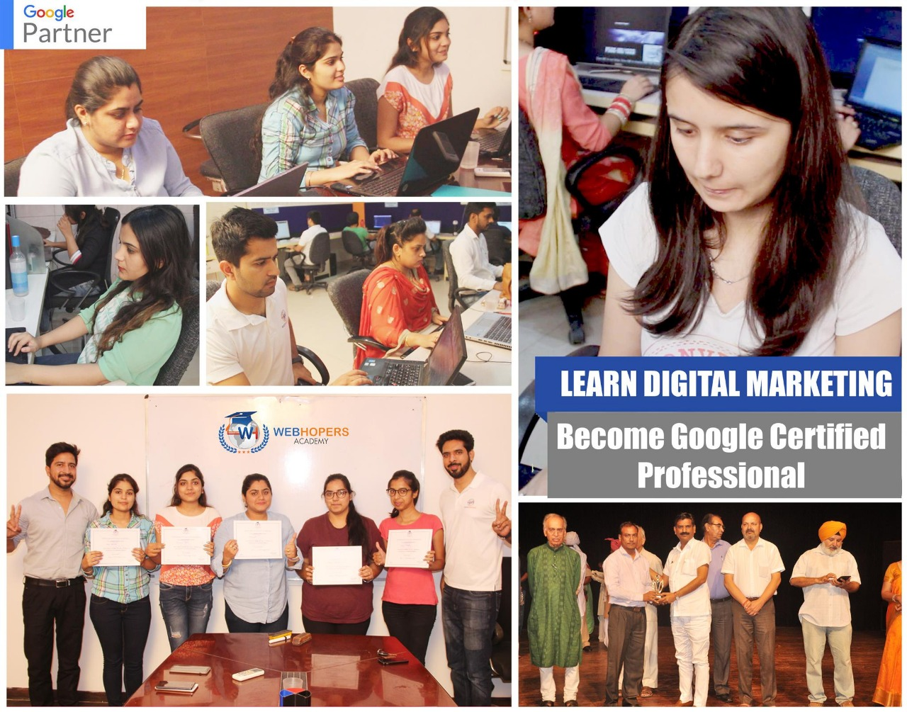 Digital Marketing Training in Chandigarh